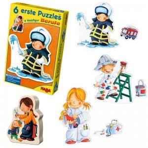 Primeros Puzzles: Oficios
