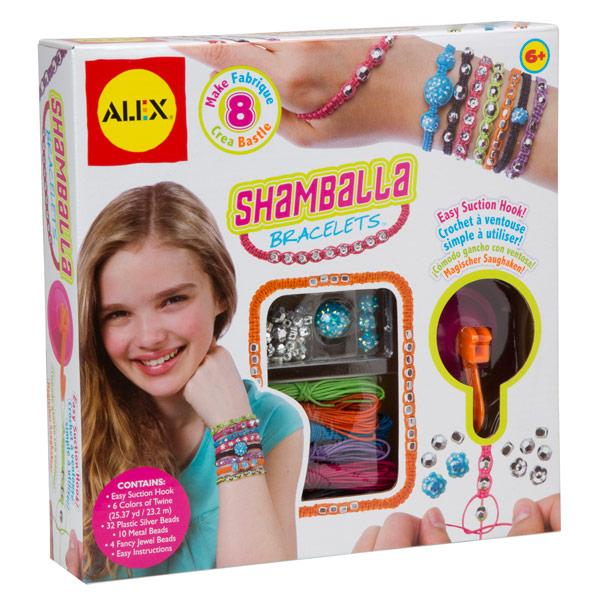 Pulseras Shamballa