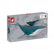 Puzzle 3D Ballena Colección WWF®