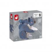 Puzzle 3D Koala Colección WWF®