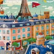 Puzzle Detective: La Ciudad