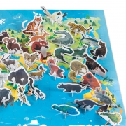 Puzzle Educativo: Animales en Peligro de Extinción