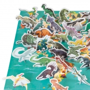 Puzzle Educativo: Los Dinosaurios