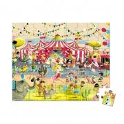 Puzzle El Circo: 54 piezas