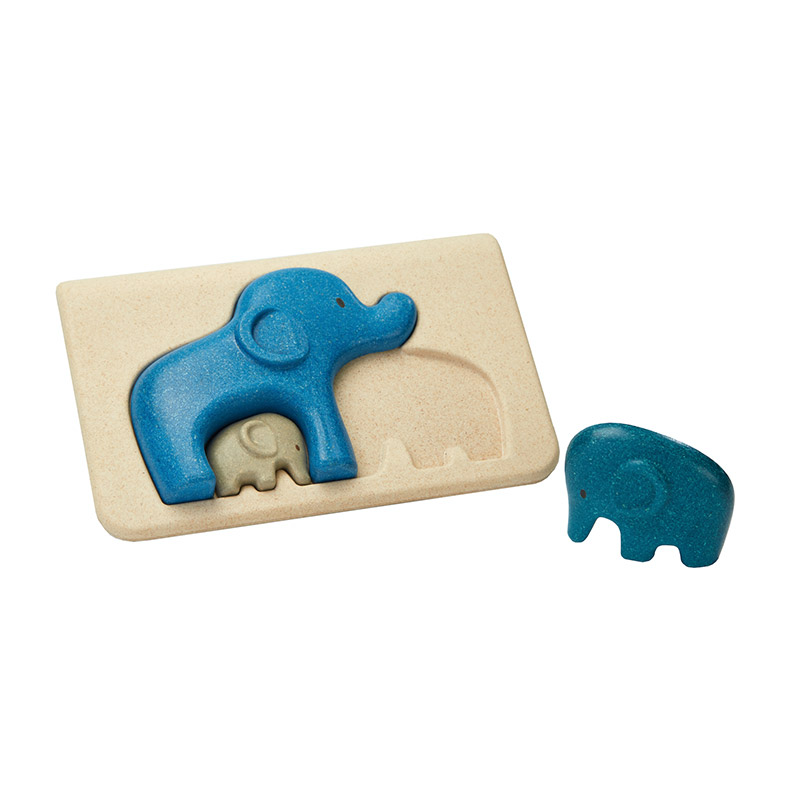 Puzzle Elefantes