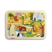 Puzzle Encajable El Zoo