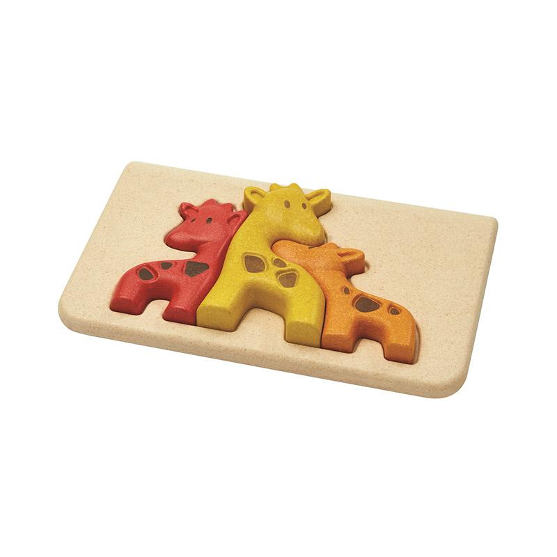 Puzzle Jirafas