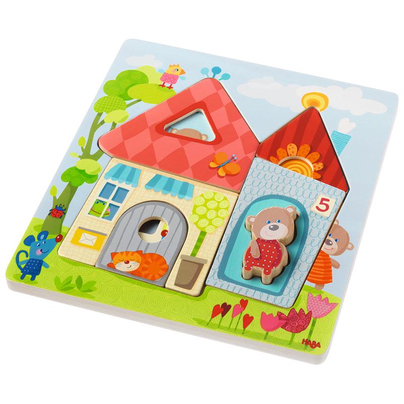 Puzzle la Casa del Osito