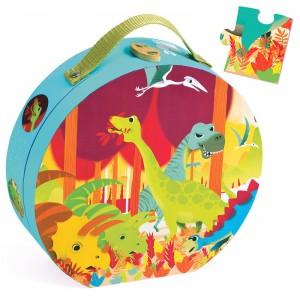 Puzzle los Dinosaurios