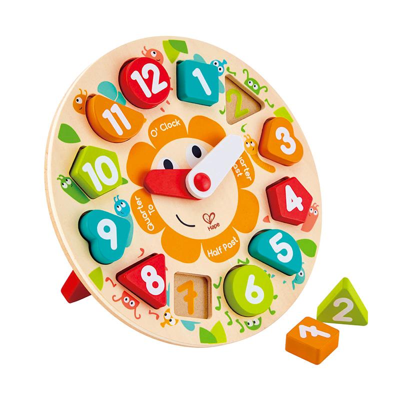 Puzzle Reloj las Horas