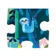 Puzzle Sorpresa Fiesta en la Selva