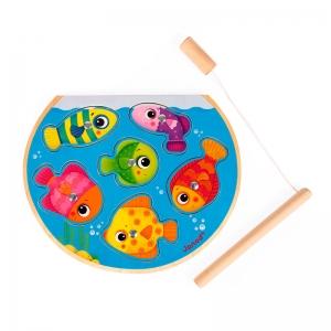 Puzzle y Juego de Pesca: Speedy Fish