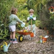 Regadera Metálica Happy Garden
