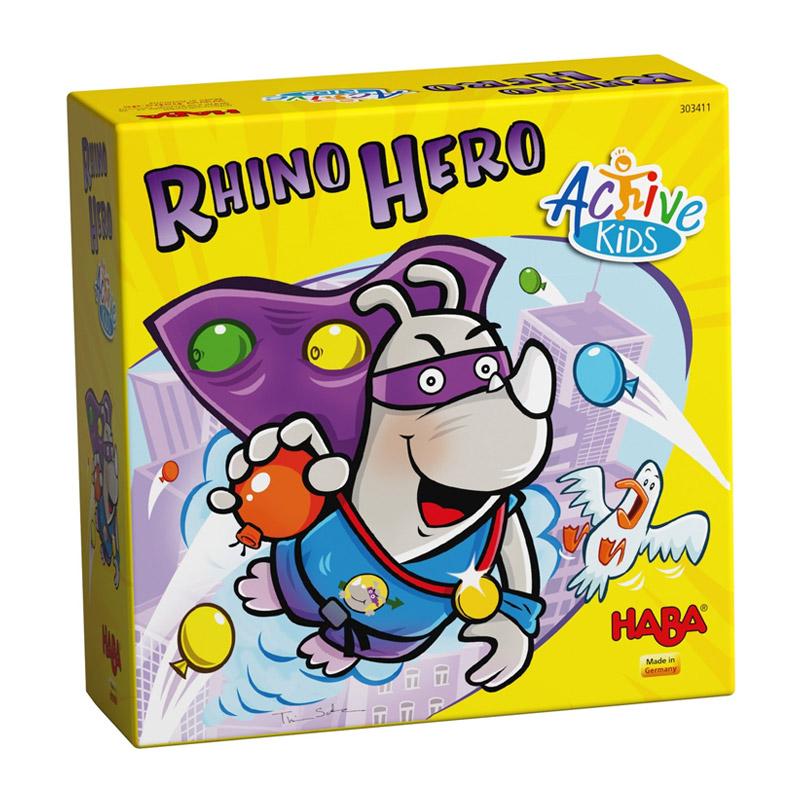 Rhino Hero de Active Kids