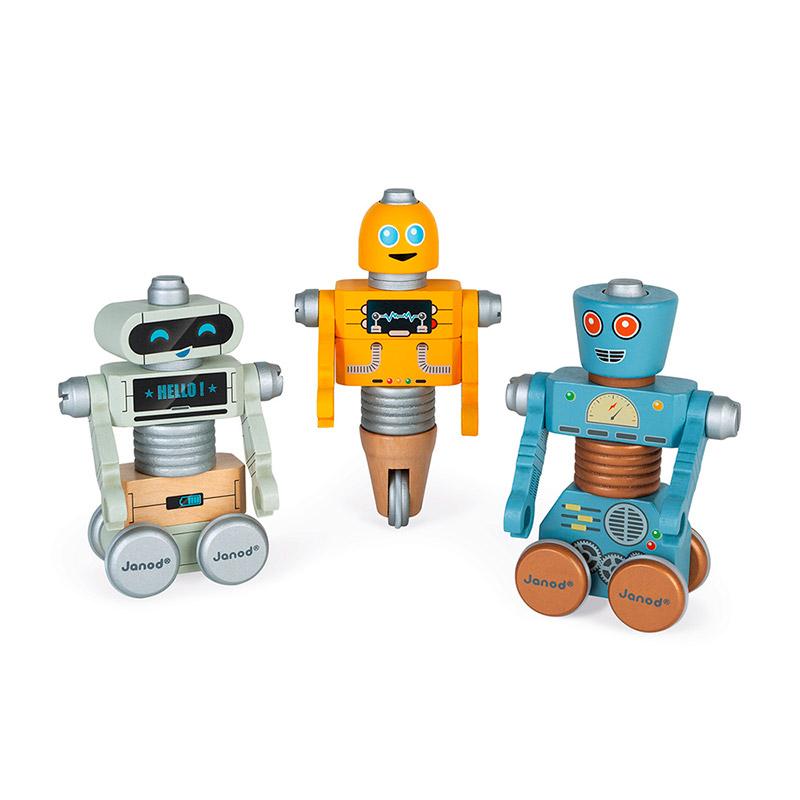Robots Brico Kids