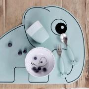 Set Cubiertos: YummyPlus Azul