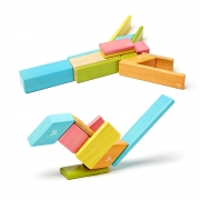 Set de 14 Bloques Magnéticos: Tints