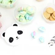 Set de 4 Fiambreras: Panda