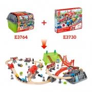 Set de Construcción Ferrocarril