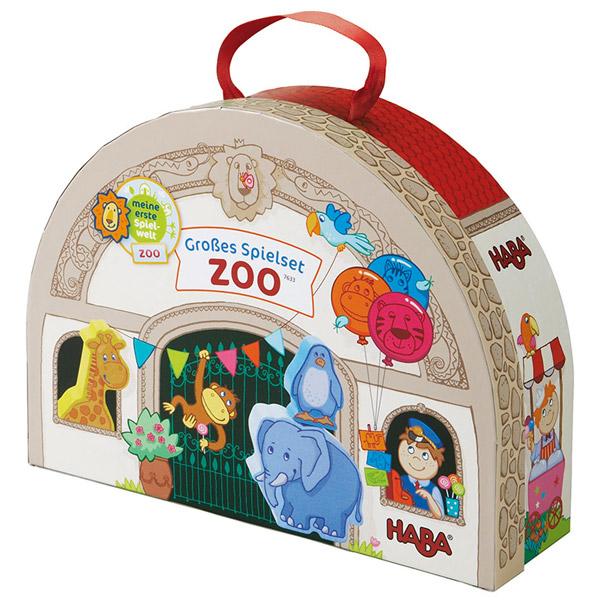 Set de Juegos en el Zoo