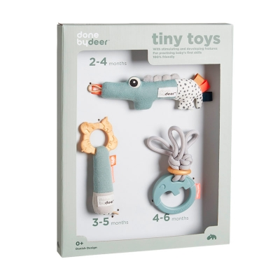 Set de Sonajeros Tiny Toys
