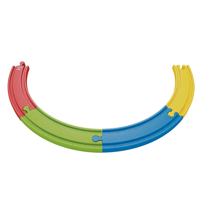 Set de Vías Arco Iris