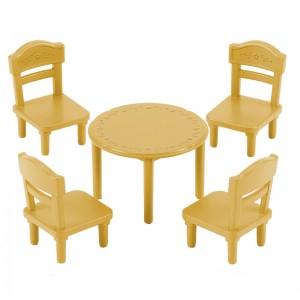 Set Mesa y Sillas Básico