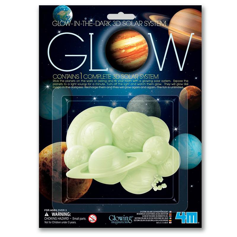 Sistema Solar Fluorescente