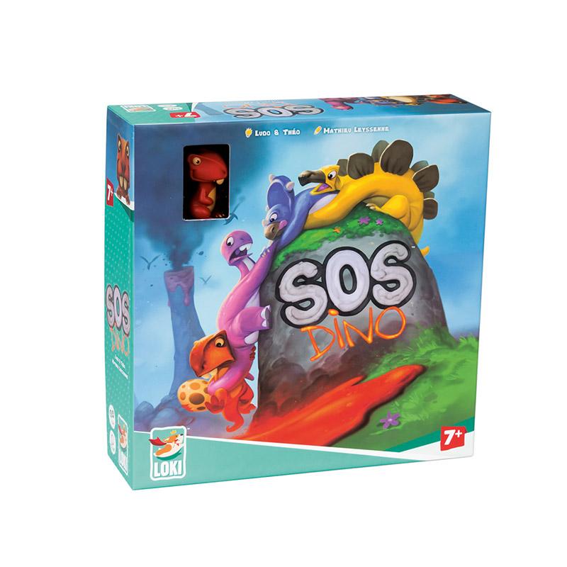 SOS Dino
