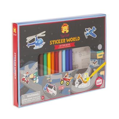 Sticker World: Vehículos