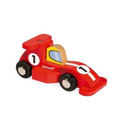 Story Racing Coche Fórmula 1 Rojo