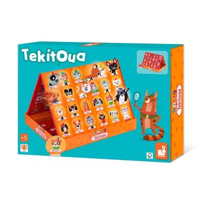 Tekitoua: ¿Quién es quién?