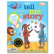 Tell me a story: Aventuras en el Circo