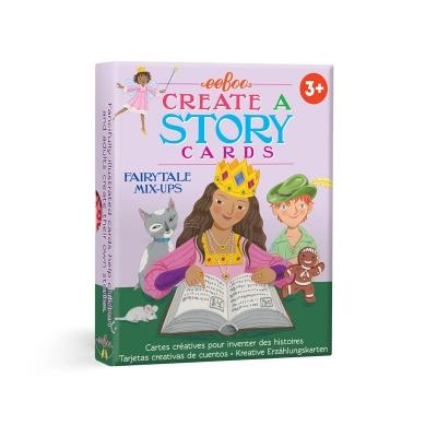 Create a story: Cuento de Hadas