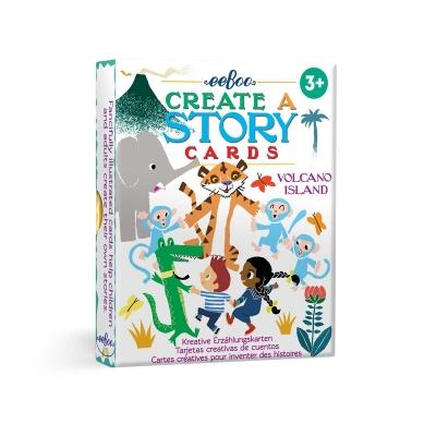 Create a story: Isla Volcán