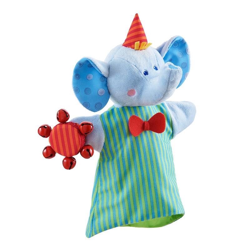 Títere Sonoro Elefante