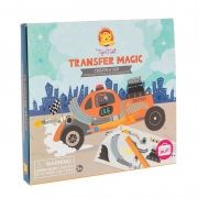 Transfer Magic: Crea tu Coche