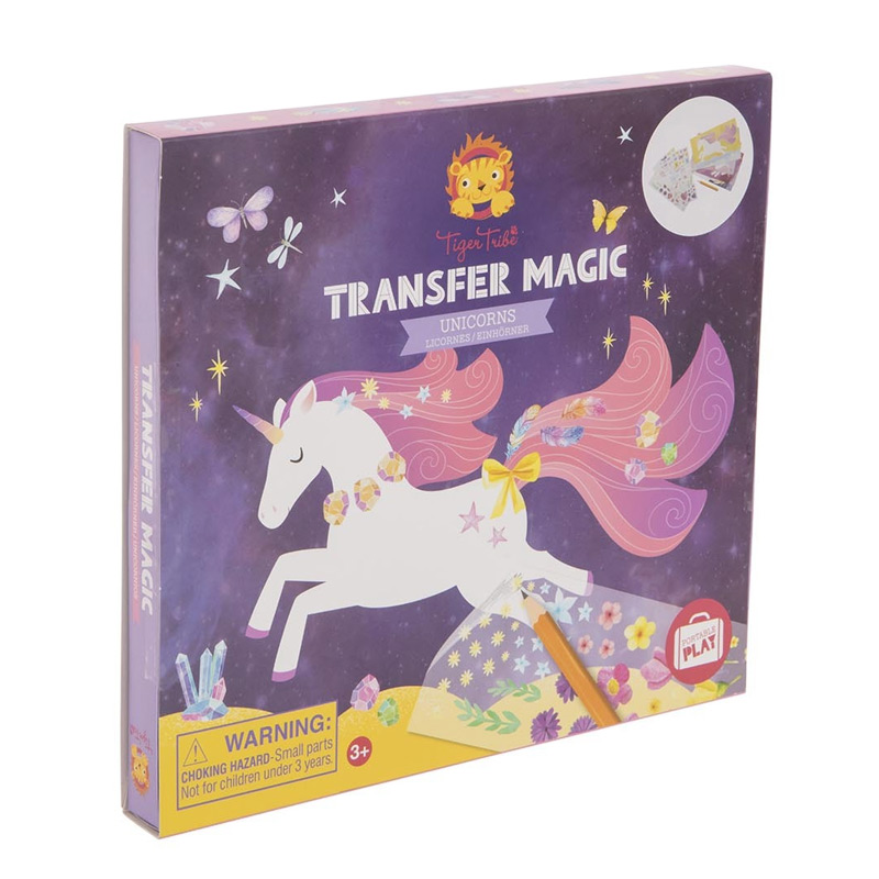 Transfer Magic: Unicornios