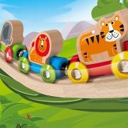 Tren Animales de la Jungla