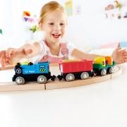 Tren de Mercancías Eléctrico