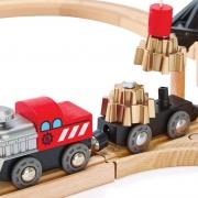 Tren Ruedas Dentadas