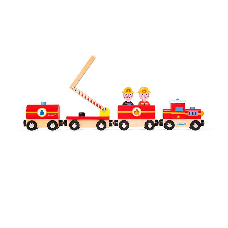 Tren Story Bomberos