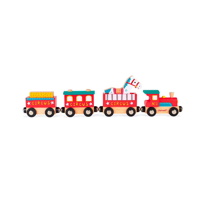 Tren Story Circo