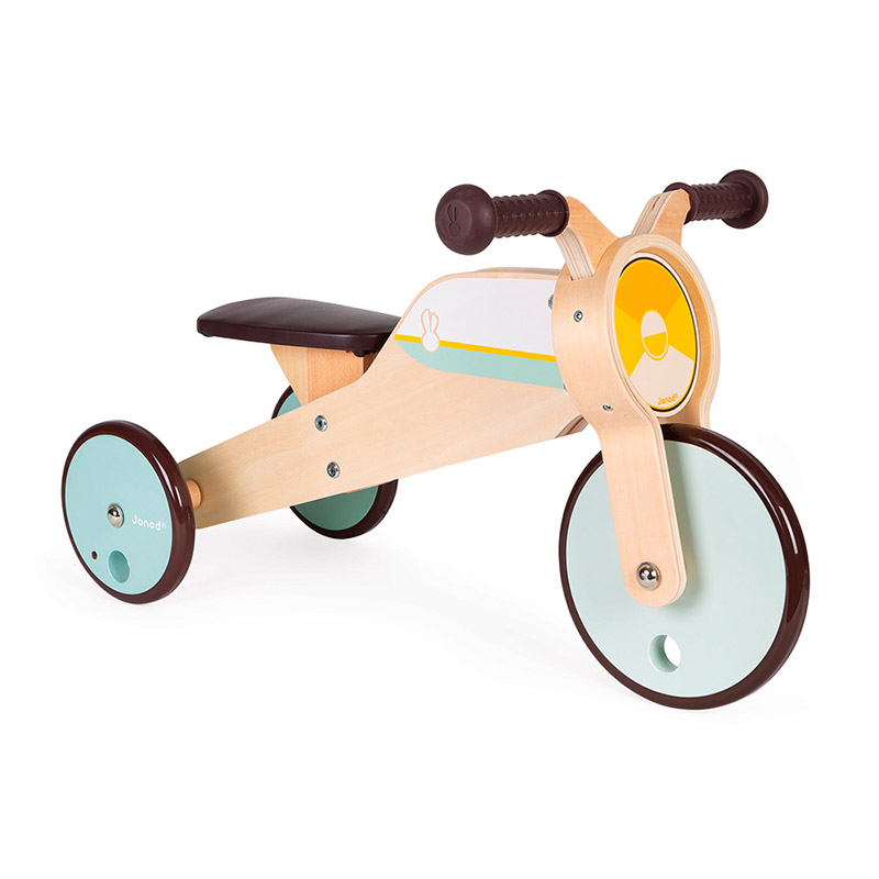 Triciclo Balancín 2 en 1