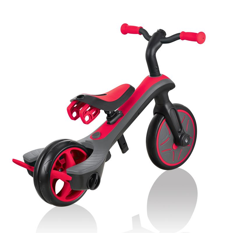 Trike Explorer 4 en 1 Rojo