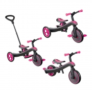 Trike Explorer 4 en 1 Rosa