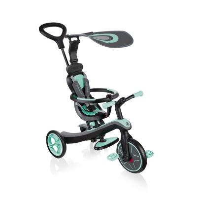 Trike Explorer 4 en 1 Verde Menta