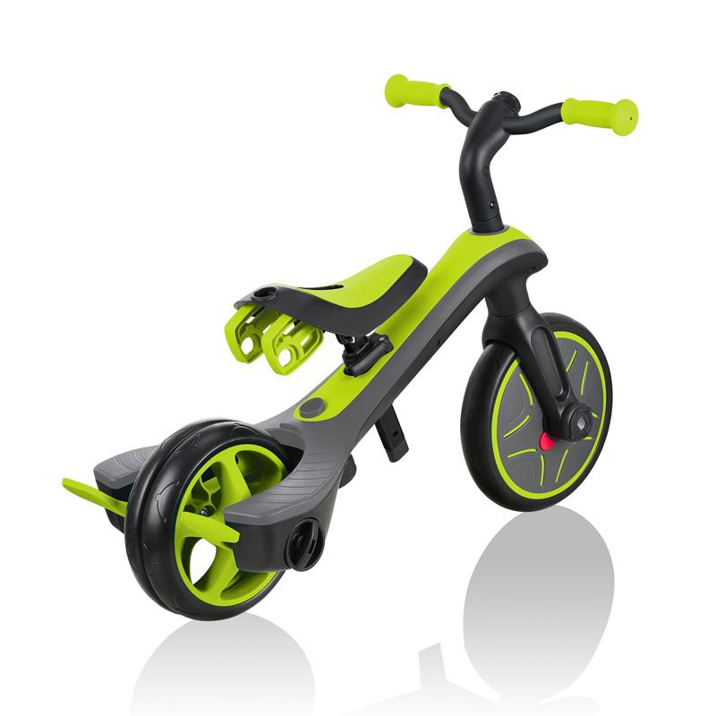 Trike Explorer 4 en 1 Verde