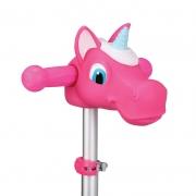 Unicornio Rosa para Patinete