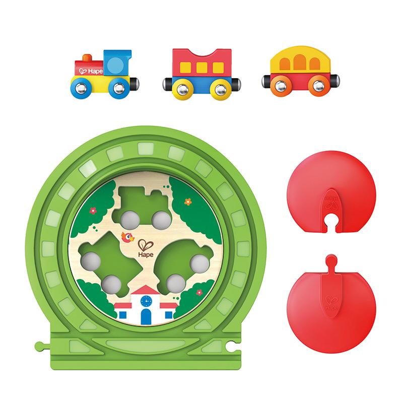 Vía de Tren: Puzzle de Trenes